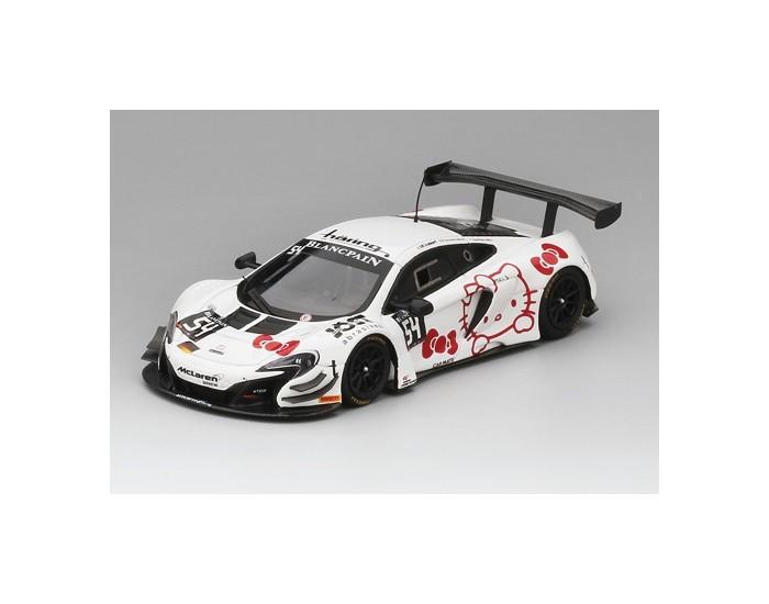 McLaren 650 GT3 No.54 Attempto Racing Blancpain Monza 2015