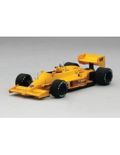 Lotus 99T No.11 S. Nakajima San Marino GP 1987