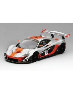McLaren P1 GTR 2015