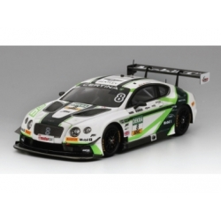 Bentley Continental GT3 No.8 ADAC GT Masters Red Bull Ring 2016