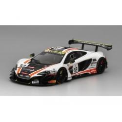 McLaren 650S GT3 No.59 24H Spa 2016