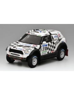 Mini All4 Racing No.310 Dakar Rally Dakar 2016