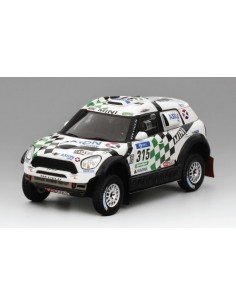 Mini All4 Racing No.315 Dakar Rally Dakar 2016