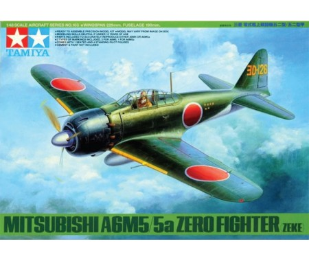Mitsubishi A6M5/5a Zero Fighter (Zeke)