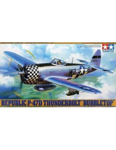 Republic P-47D Thunderbolt 'Bubbletop'