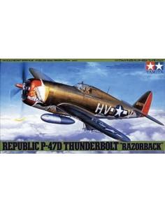 Republic P-47D Thunderbolt 'Razorback'
