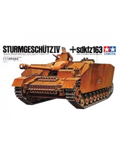 Sturmgeschütz IV sdkfz163