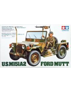 U.S. M151A2 Ford Mutt