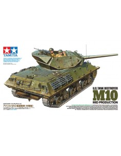 U.S. Tank Destroyer M10