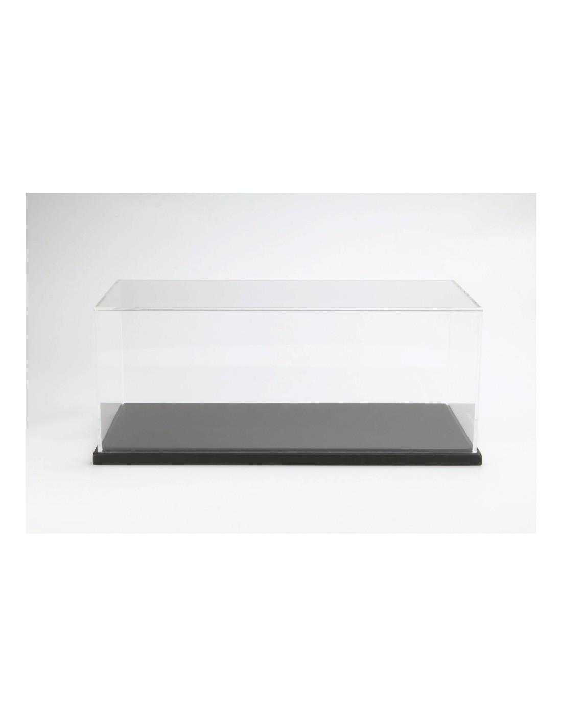 GT Spirit B012 1/12 Display Case 1/12 Black Painted Wood Base