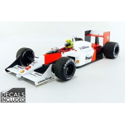 MCLAREN HONDA MP4/4 AYRTON SENNA WORLD CHAMPION 1988