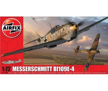 Airfix - A01008A - Messerschmitt Bf109E-4  - Hobby Sector