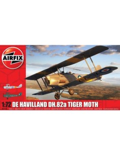 Airfix - A02106 - De Havilland DH.82a Tiger Moth  - Hobby Sector