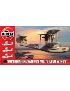 Airfix - A09187 - Supermarine Walrus Mk.1 'Silver Wings'  - Hobby Sector