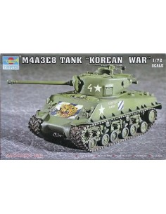 "M4A3E8 Tank ""Korean War"""