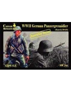 WWII German Panzergrenadier (Kursk 1943)