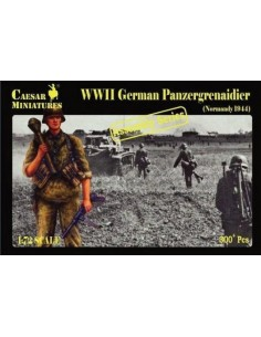 WWII German Panzergrenadier (Normandy 1944)