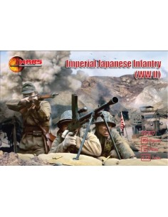 WWII Imperial Japanese Infantry