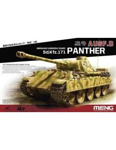 Sd.Kfz.171 Panther Ausf.D