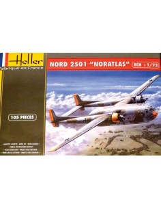 Heller - 80374 - NORD 2501 NORATLAS  - Hobby Sector