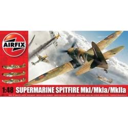 Airfix - Supermarine Spitfire MkI/MkIa/MkIIa