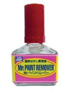 MrHobby (Gunze) - T114 - Mr. Paint Remover 40ml  - Hobby Sector