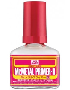 Mr. Metal Primer-R 40ml (for photo-etch)