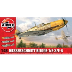 Airfix - Messerschmitt Bf109E-1/E-3/E-4