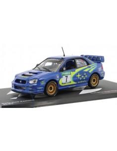 Subaru Impreza WRC Peter Solberg / Peter Mills New Zealand 2003