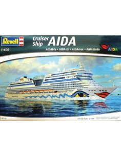 Cruiser Ship AIDA