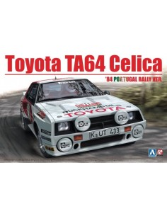 Toyota TA64 Celica No.13 1984 PORTUGAL RALLY VER.