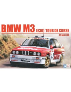 BMW M3 E30 '89 Tour de Corse Rally Ver.