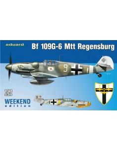 Messerschmitt Bf 109G-6 MTT Regensburg - Weekend Edition