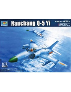 Nanchang Q-5Yi Naval Torpedo Attacker