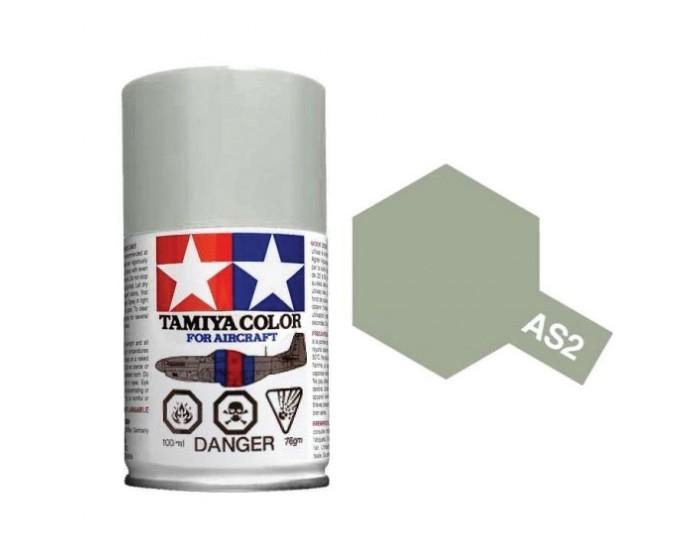 LIGHT GREY (IJN) 100ml Acrylic Spray