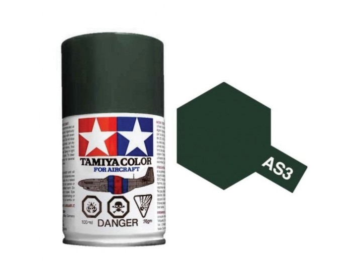 GREY GREEN (LUFTWAFFE) 100ml Acrylic Spray