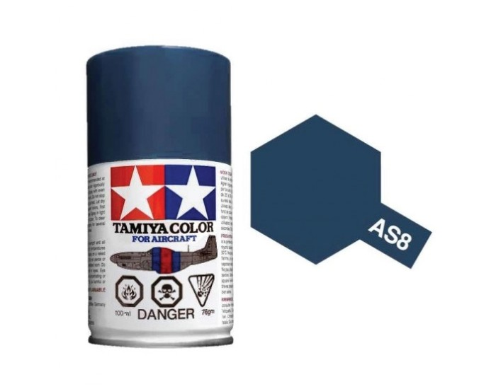 NAVY BLUE (US NAVY) 100ml Acrylic Spray