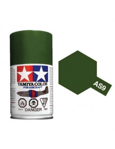 DARK GREEN (RAF) 100ml Acrylic Spray