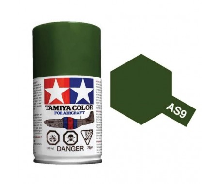 DARK GREEN (RAF) 100ml Acrylic Spray