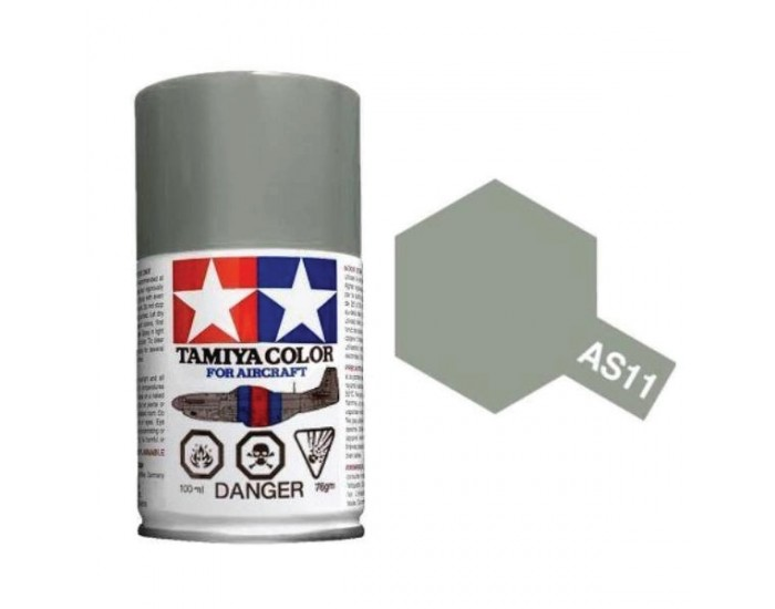 MEDIUM SEA GREY (RAF) 100ml Acrylic Spray