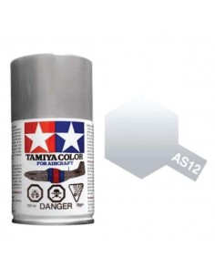 BARE METAL SILVER 100ml Acrylic Spray