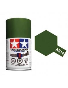 OLIVE GREEN (USAF) 100ml Acrylic Spray