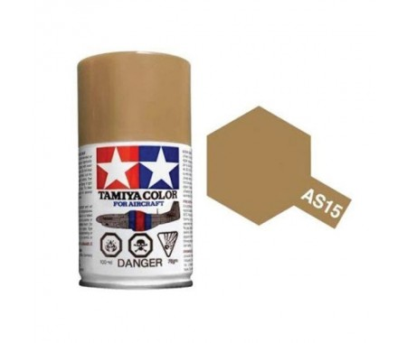 TAN (USAF) 100ml Acrylic Spray