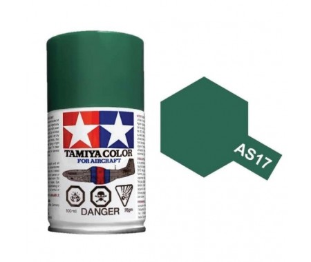 DARK GREEN (IJA) 100ml Acrylic Spray