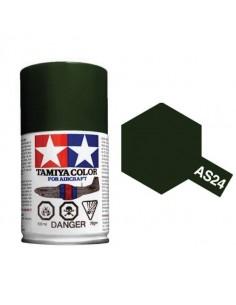 DARK GREEN (LUFTWAFFE) 100ml Acrylic Spray