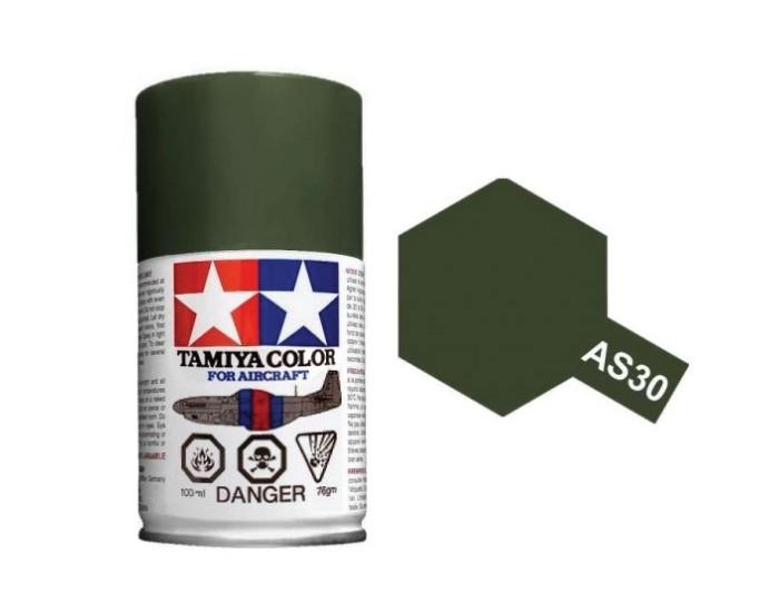 DARK GREEN 2 (RAF) 100ml Acrylic Spray