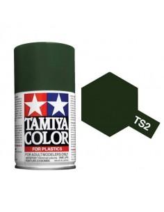 DARK GREEN 100ml Acrylic Spray