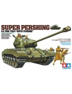 U.S. TANK T26E4 'SUPER PERSHING'