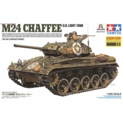 U.S. LIGHT TANK M24 CHAFFEE