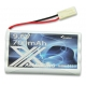 9.6V 700mAh Ni-MH AM Racing Mini-Tamiya Plug